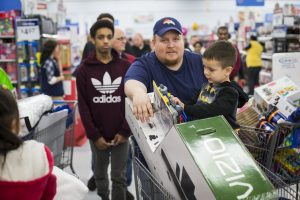 (Gunnar Rathbun/AP Images for Walmart)